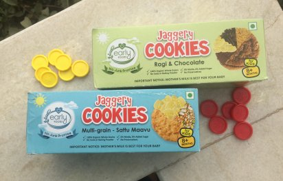 Early Foods Cookies Review