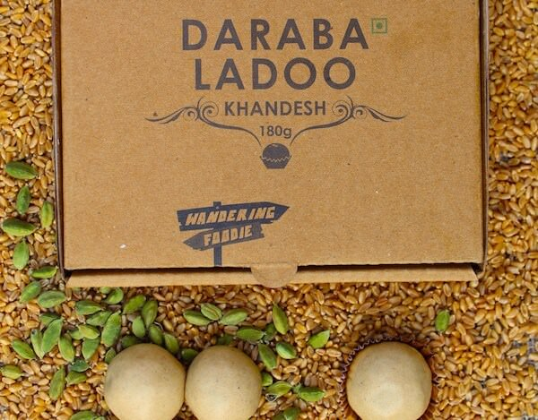 Wandering Foodie Ladoo – Pure Goodness