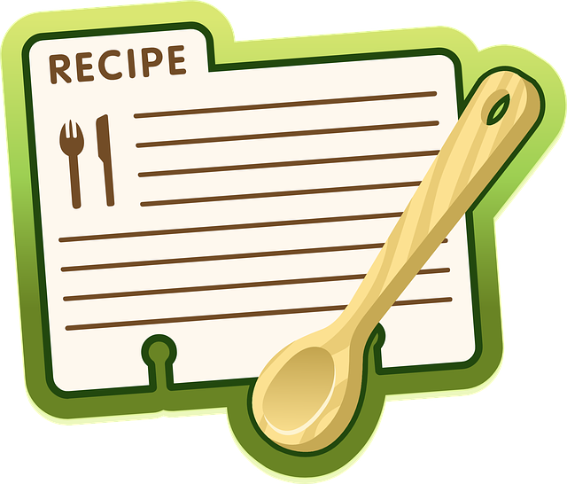 Recipe For Kids - Little Food Diary