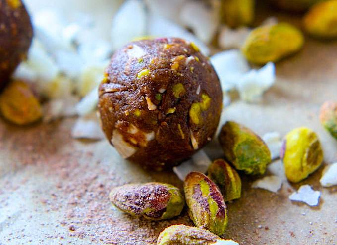 No Bake Energy Balls (or Fancy Laddoos)
